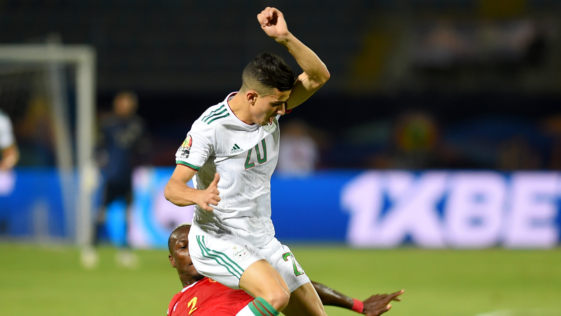 Afcon 2019: Blow for Algeria as injury rules Youcef Atal out of tournament