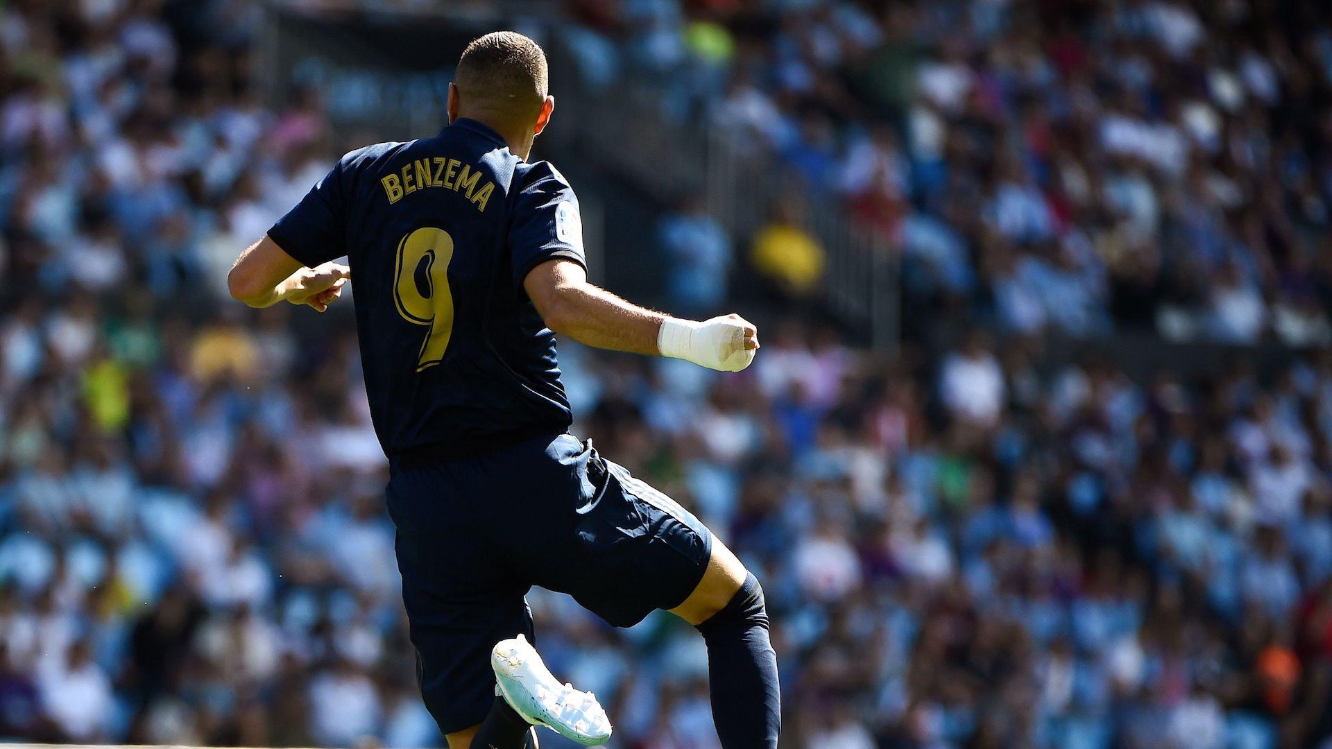VIDÉO - Benzema ouvre son compteur buts avec le Real Madrid