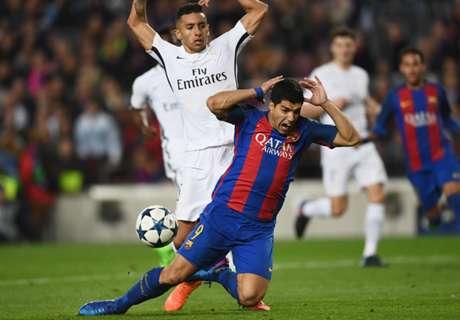 'Suarez isn't a biter, he's a diver'