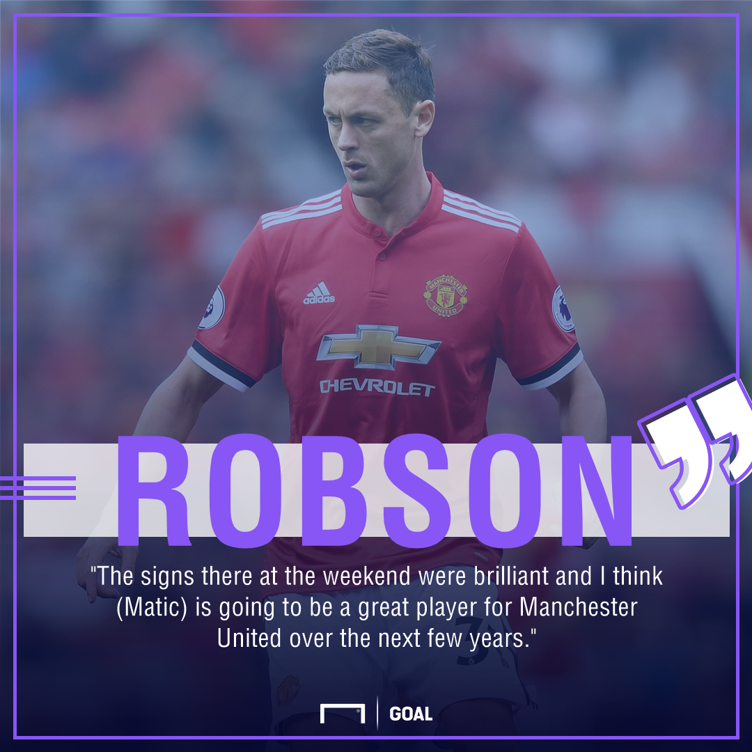 Robson quote