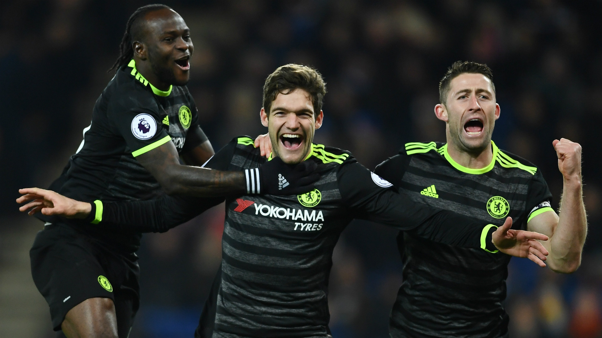 Marcos Alonso Chelsea Premier League