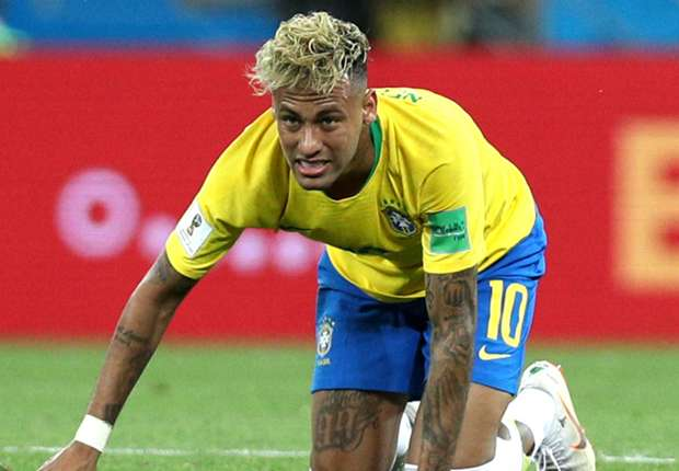 Neymar Haircut Eric Cantona Mocks Brazil Star With Spaghetti Al