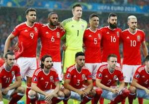En Goal repasamos las mejores imágenes del partido entre Gales y Bélgica (3-1)