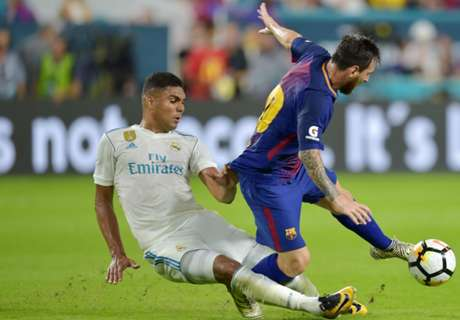 El Madrid, colista de la ICC