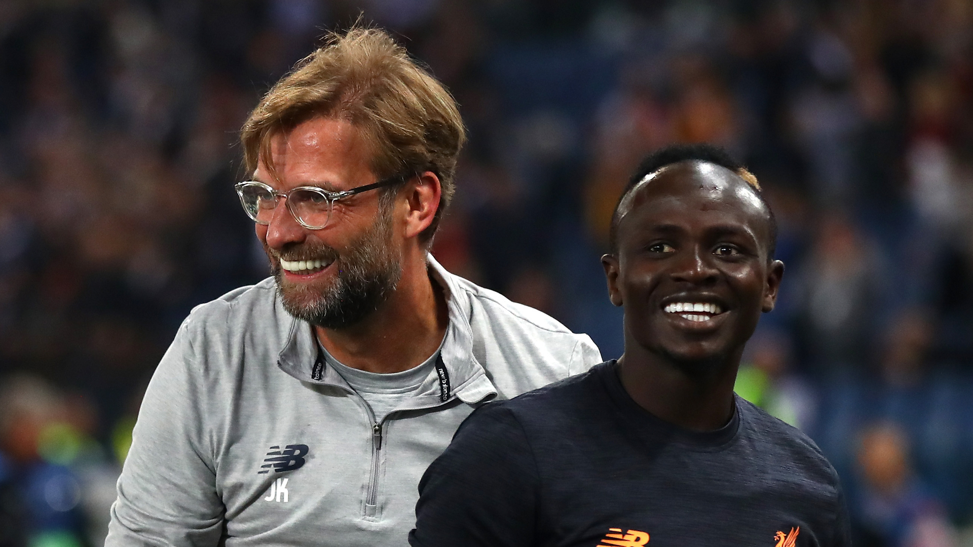 Mane admits to Salah 'disagreements' but says Liverpool team-mate is a 'pleasure to play beside'