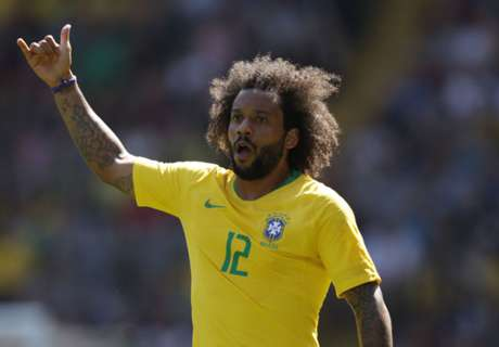Jesus and Marcelo earn Brazil recalls