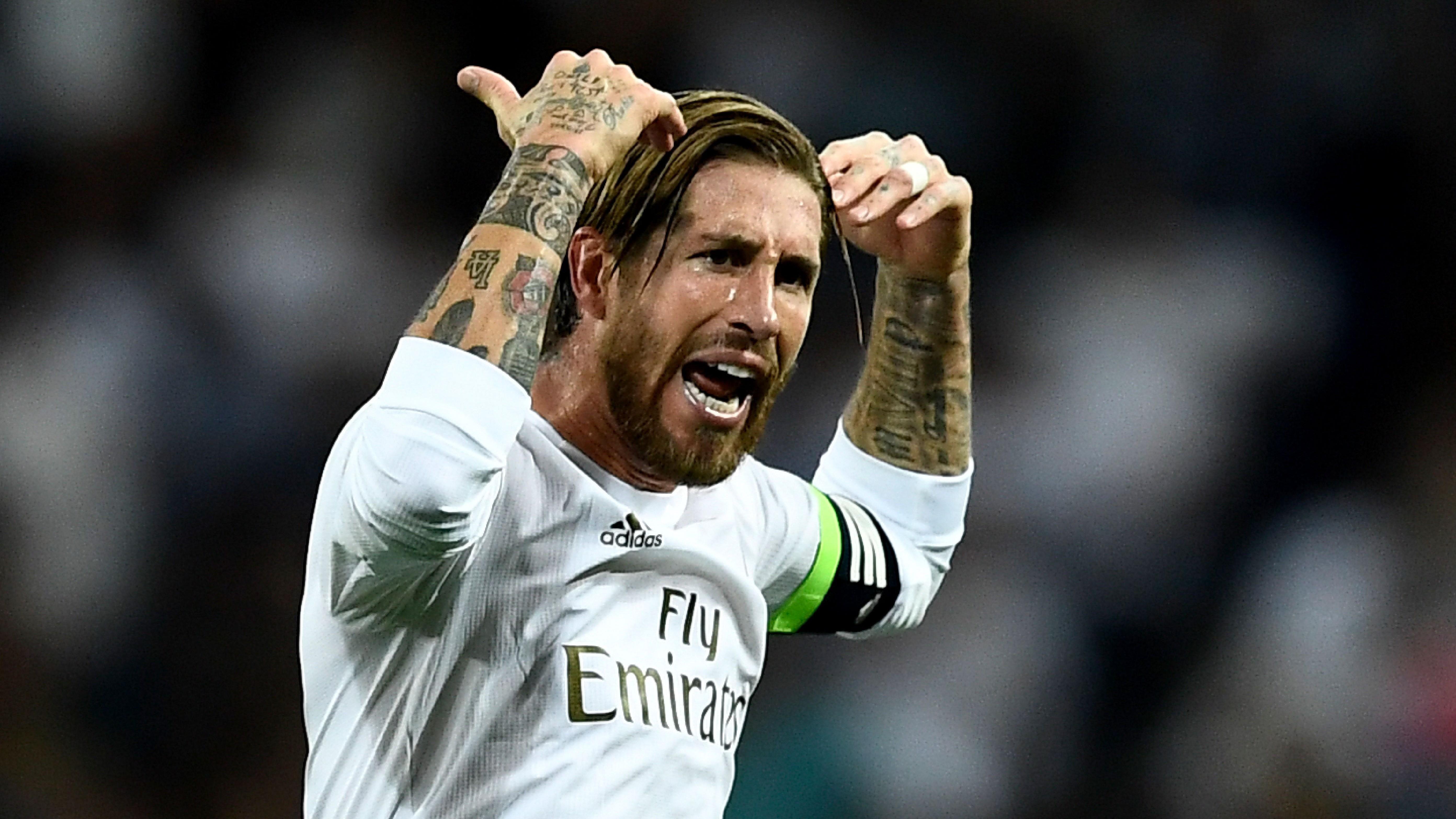 Real Madrid : quand Ramos égale un record de... Messi !