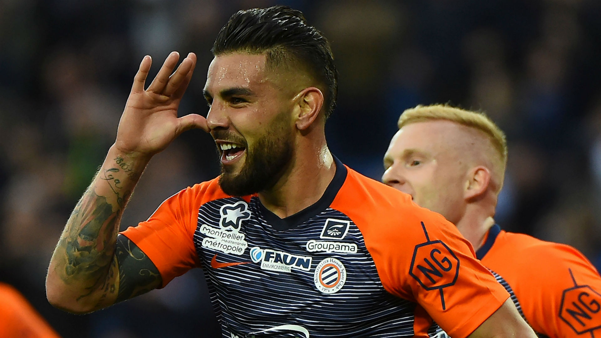 Andy Delort 'feels good' after scoring first goal of the season in Montpellier draw
