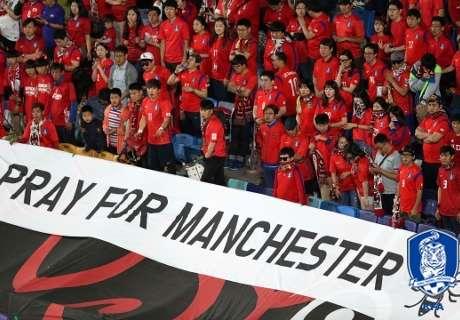 잉글랜드 감독이 붉은악마에 감사 표시한 이유는?