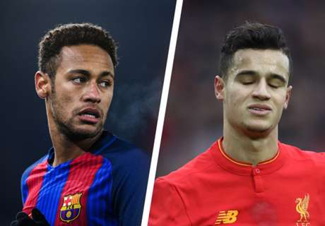 Neymar fails to convince Coutinho