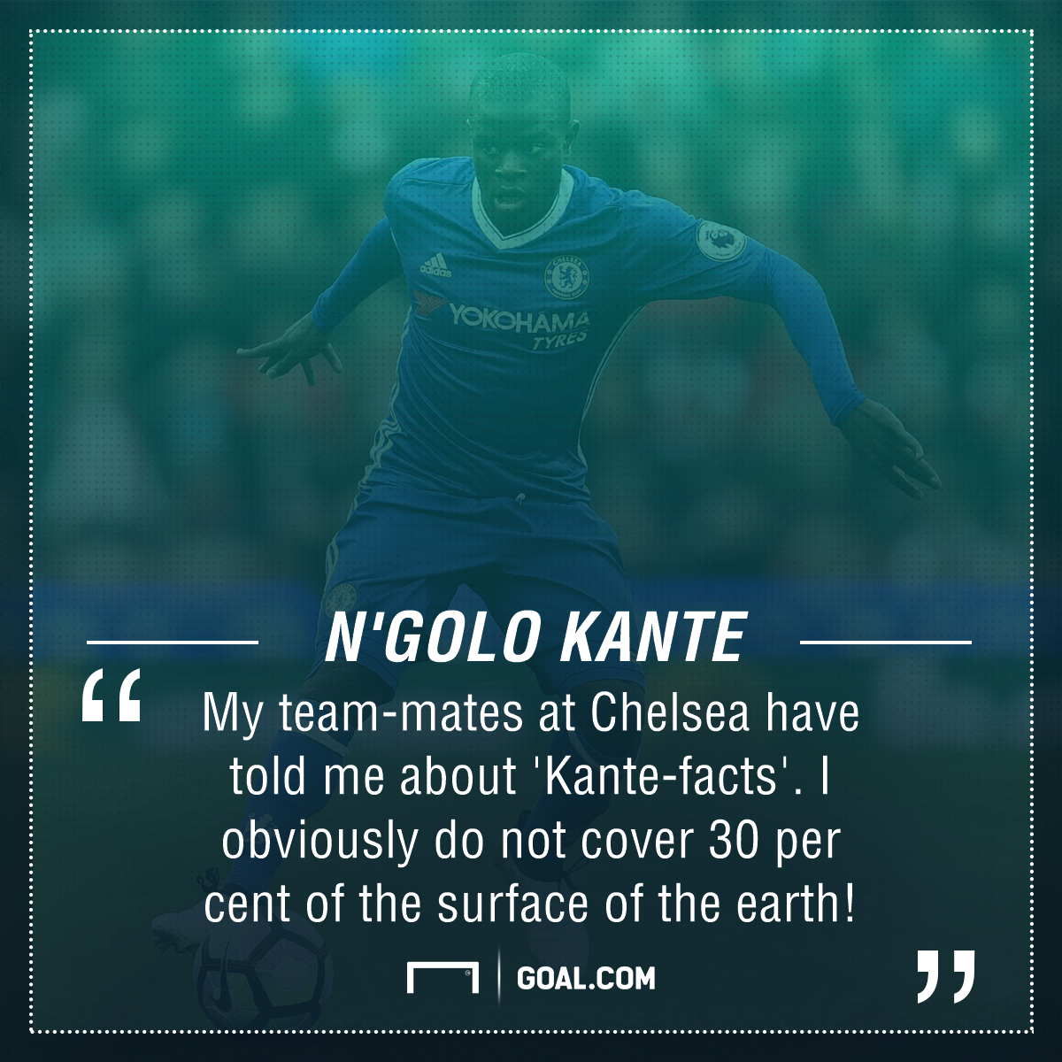 N'Golo Kante Chelsea facts