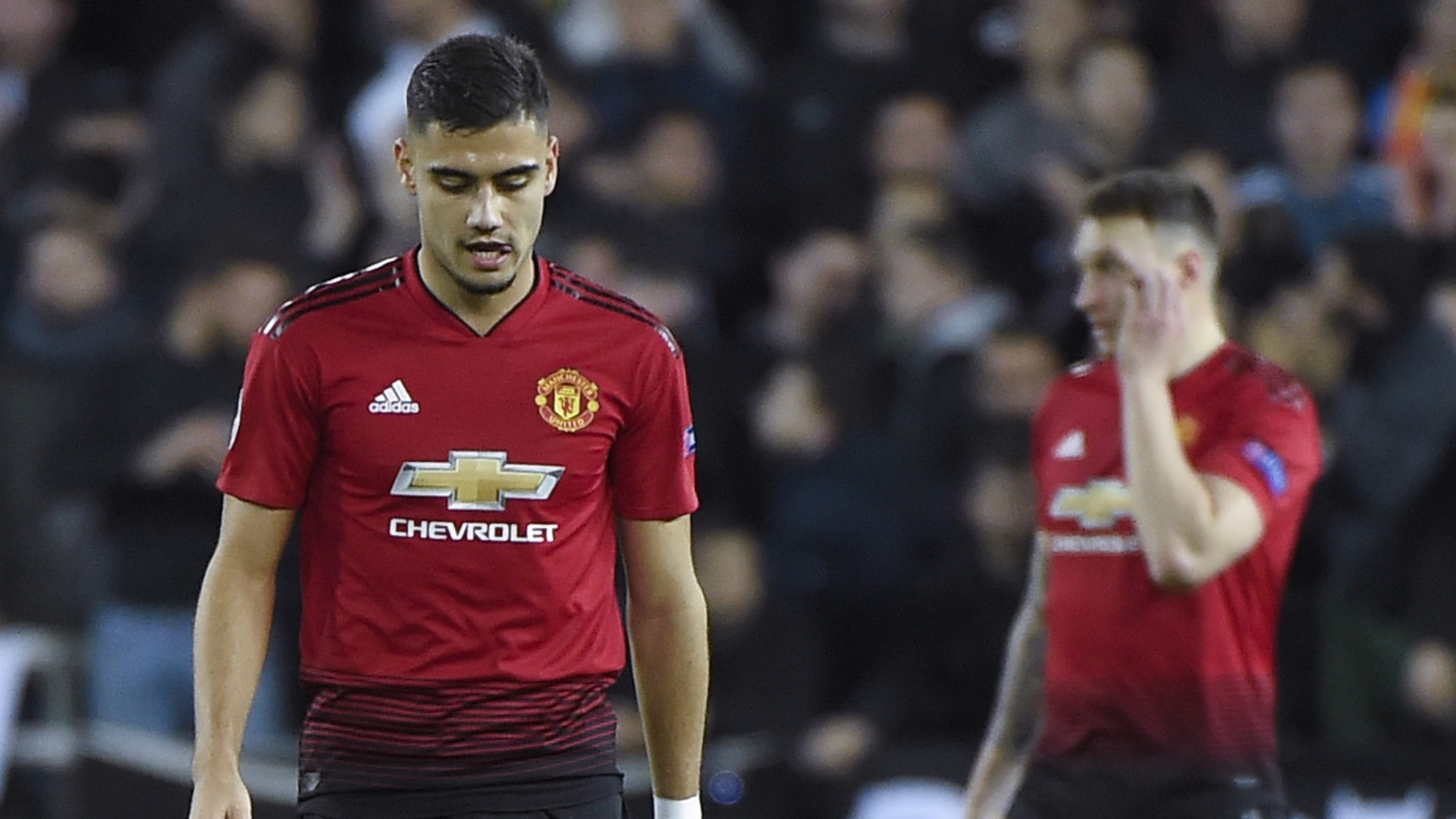 Pereira compares himself to Beckham as he seeks to make amends at Man Utd