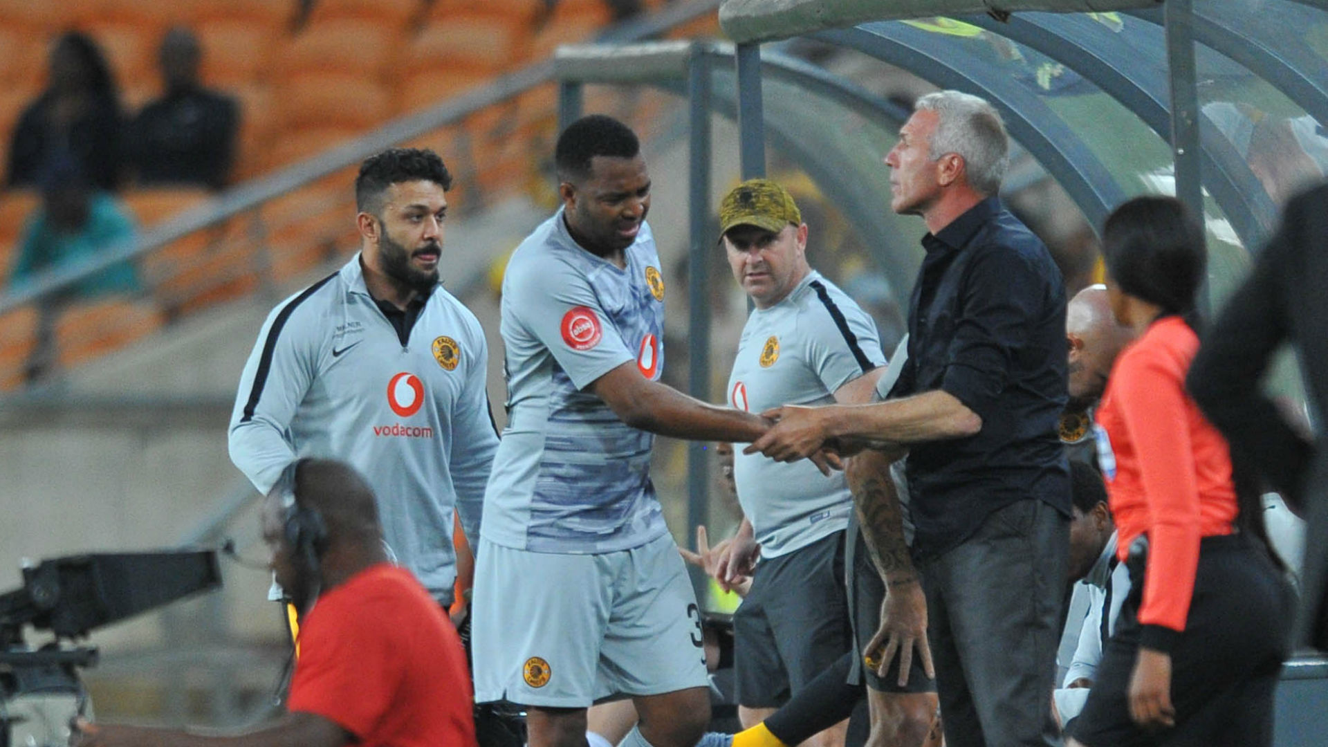 ​Kaizer Chiefs goalkeeper Khune ruled out of Cape Town City & Sundowns matches with groin injury