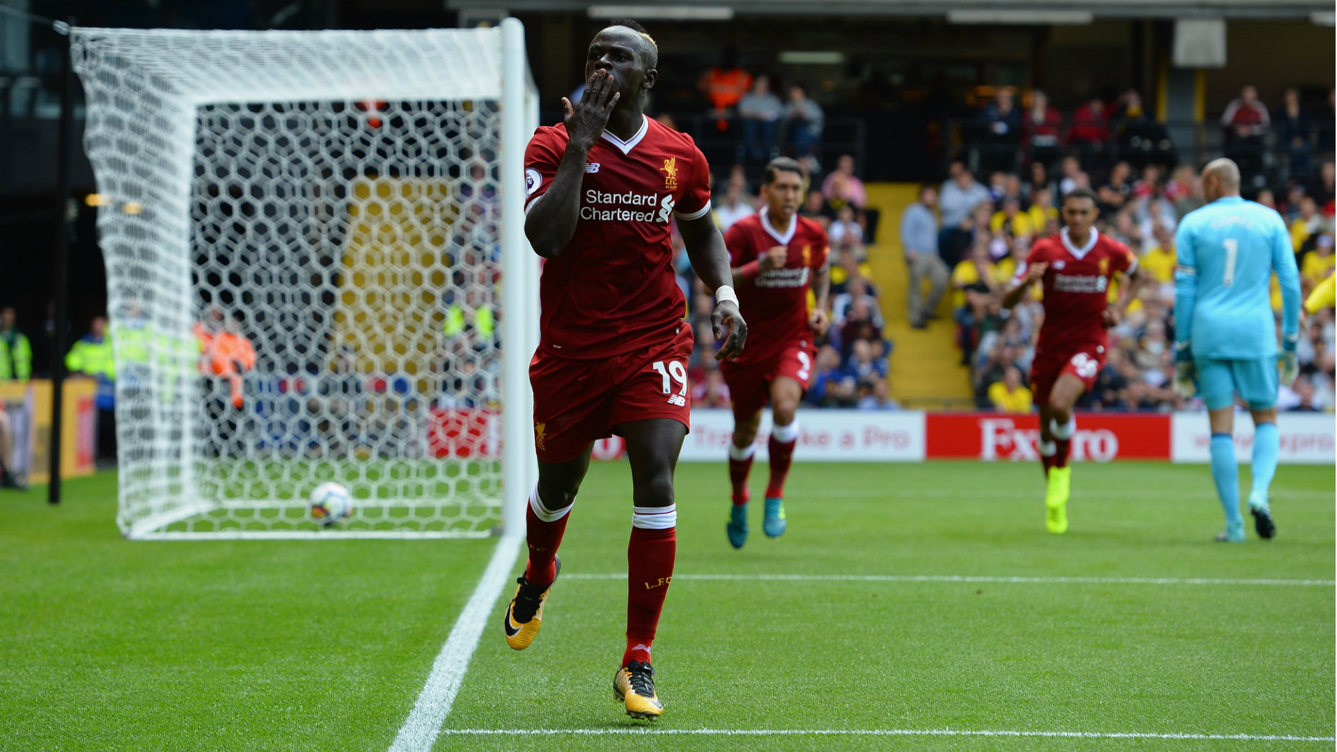 Liverpool Are Almost Title Winners — Hargreaves