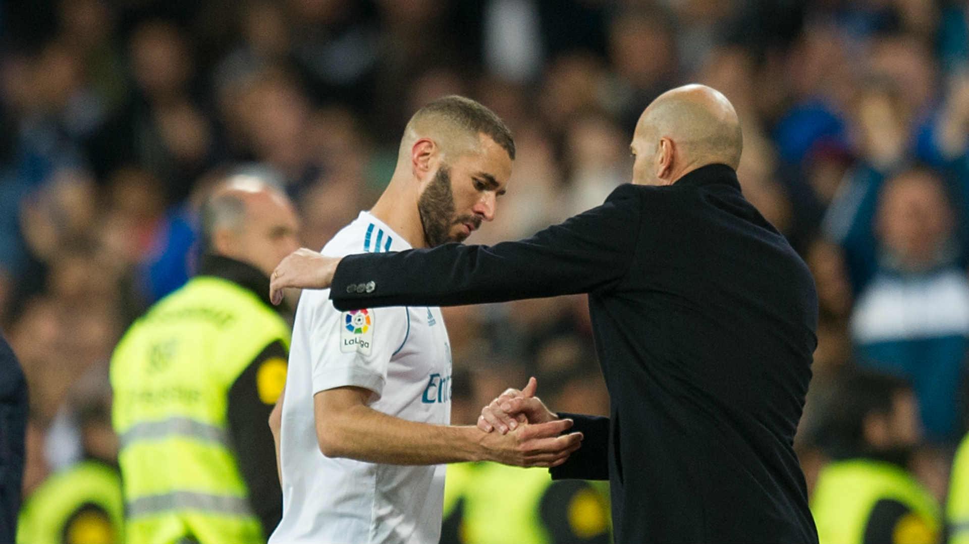 Real Madrid : l'hommage vibrant de Zidane pour Benzema