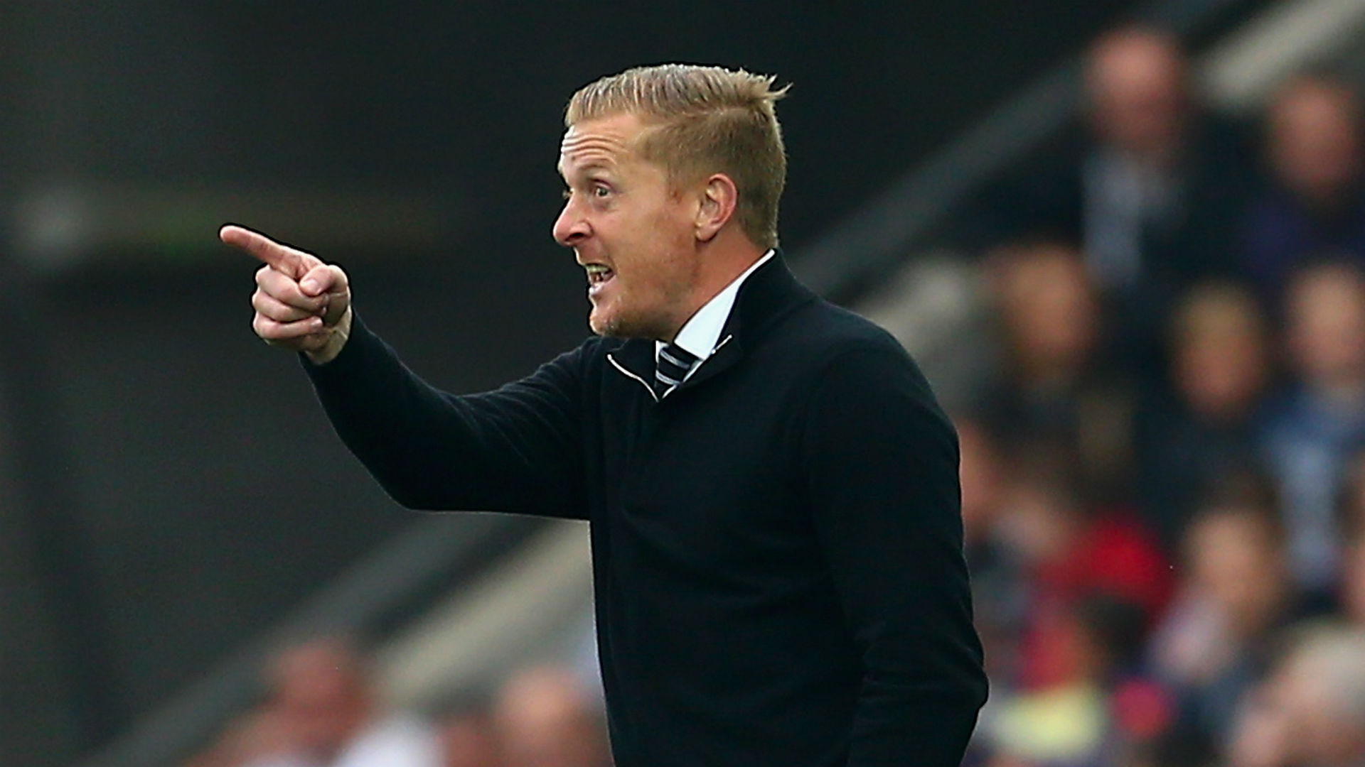 Garry Monk: