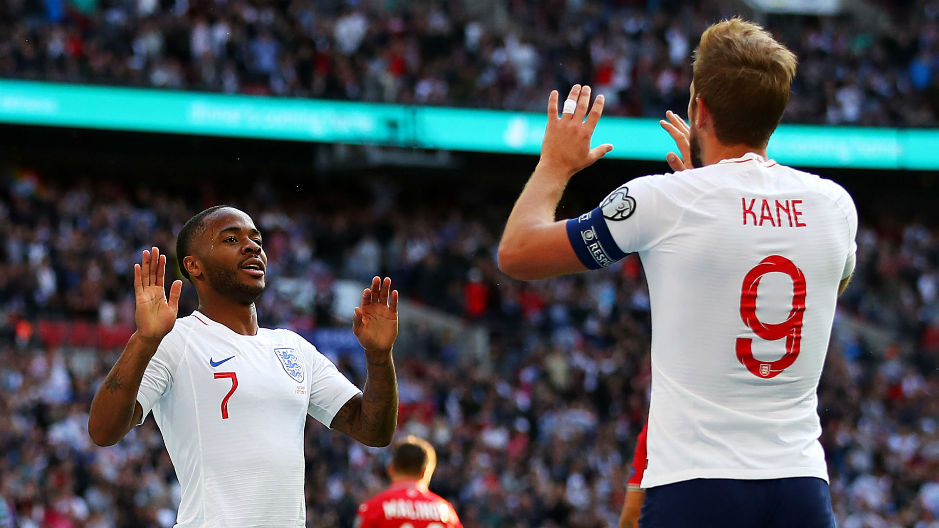 'He's got the ability' - Southgate backs Sterling to become world's best