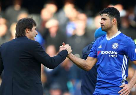 Atletico Madrid close to signing Diego Costa