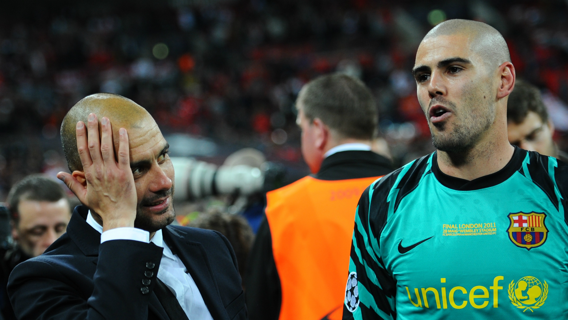 Manchester City plotting move for Victor Valdes