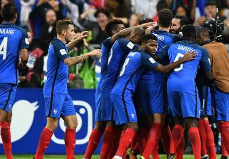 La France tête de série pour le Mondial