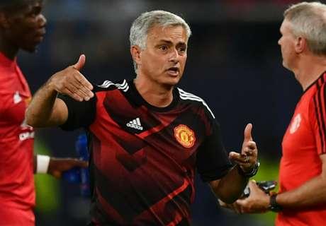 Mourinho explains medal giveaway