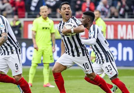 SGE dreht Partie gegen Augsburg