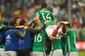 Pressure off as Mexico qualifies for 2018 World Cup with win over Panama