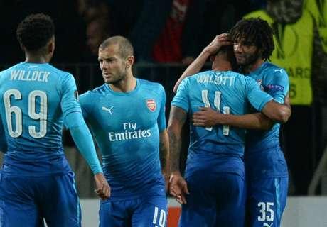 Arsenal lakoćom kroz Bjelorusiju