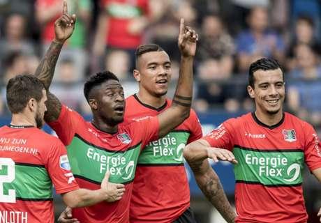 NEC houdt uitzicht op Eredivisie-voetbal