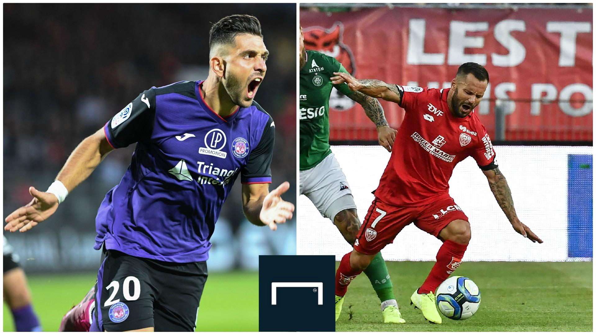 Ligue 1, 2e j. : les stats à connaître après Toulouse-DFCO