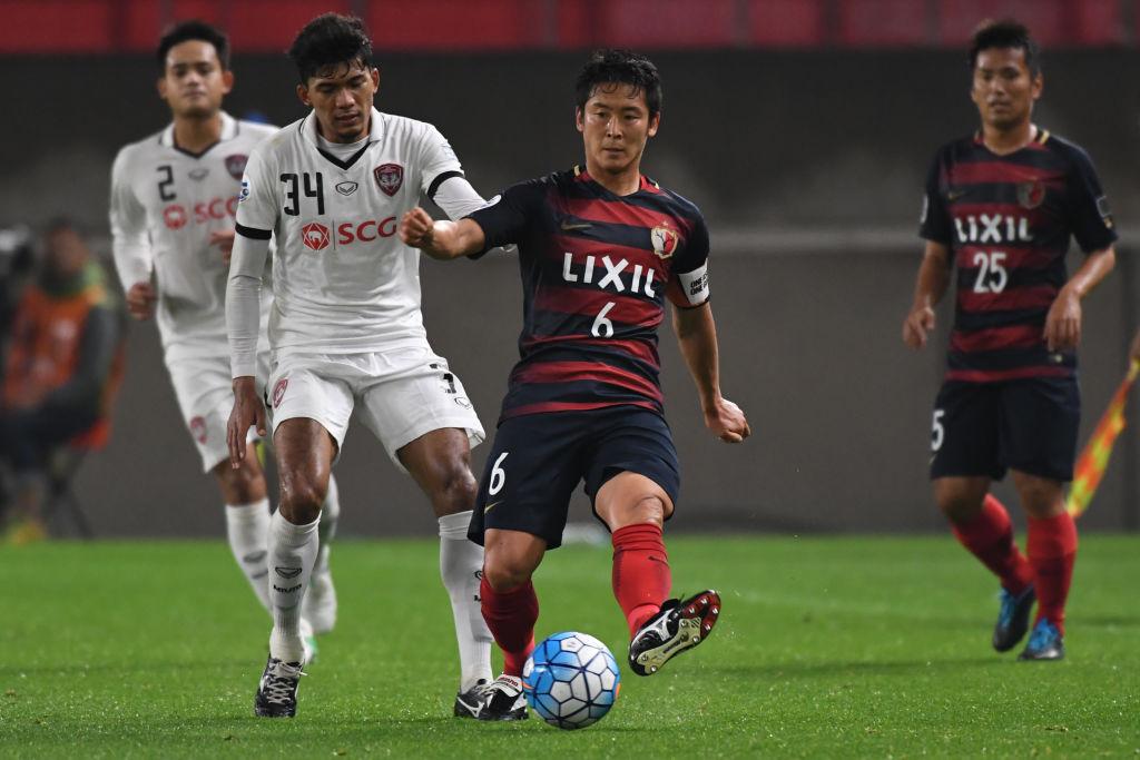 Kashima Antlers vs Muangthong United