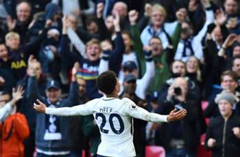 Spurs set Premier League attendance record in Liverpool thrashing
