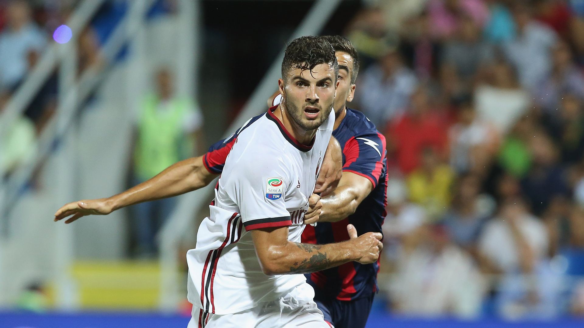 Patrick Cutrone AC Milan Crotone
