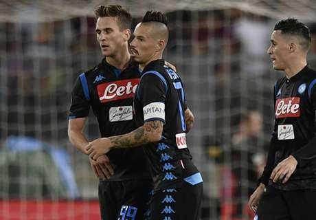Ancelotti a Lazio elleni sikerrel debütált a Napoliban
