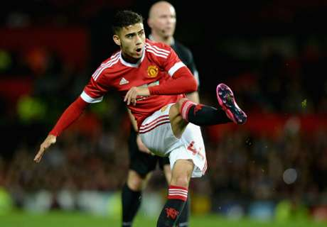 Pereira facing uncertain Man Utd future