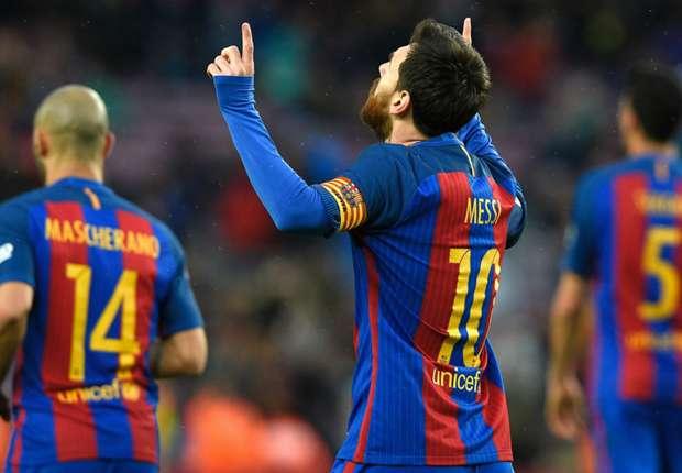 Barça-Osasuna 7-1, Messi sur sa lancée