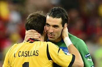 Buffon one of the greatest of all time - Casillas