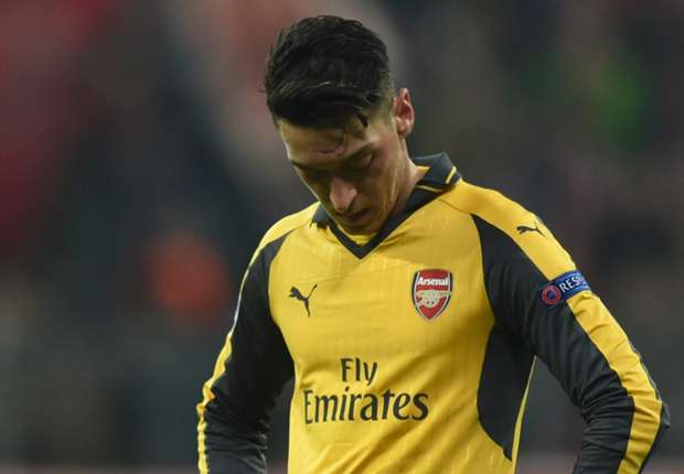 'Was he the reason that Arsenal conceded five goals?' - Ozil's agent in astonishing rant