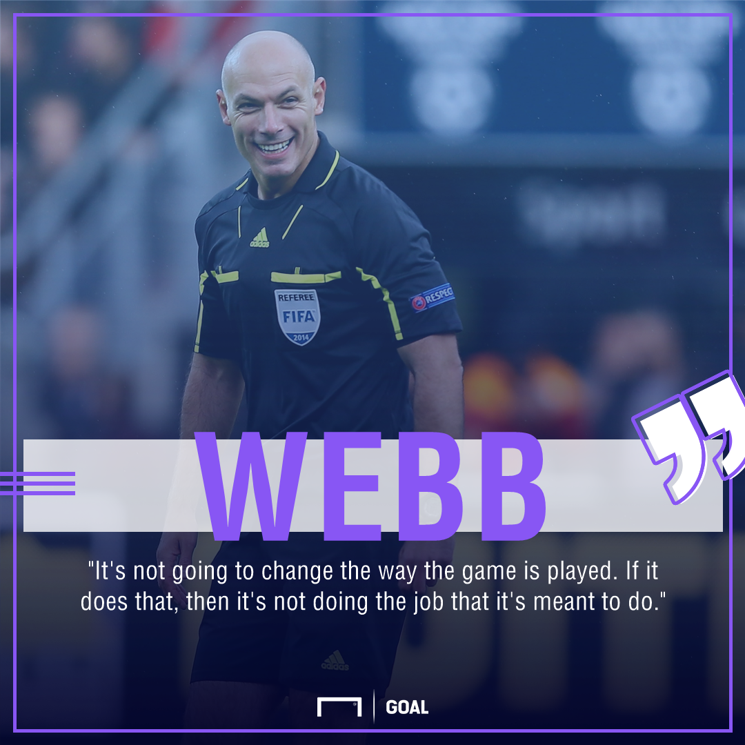 Howard Webb quote GFX
