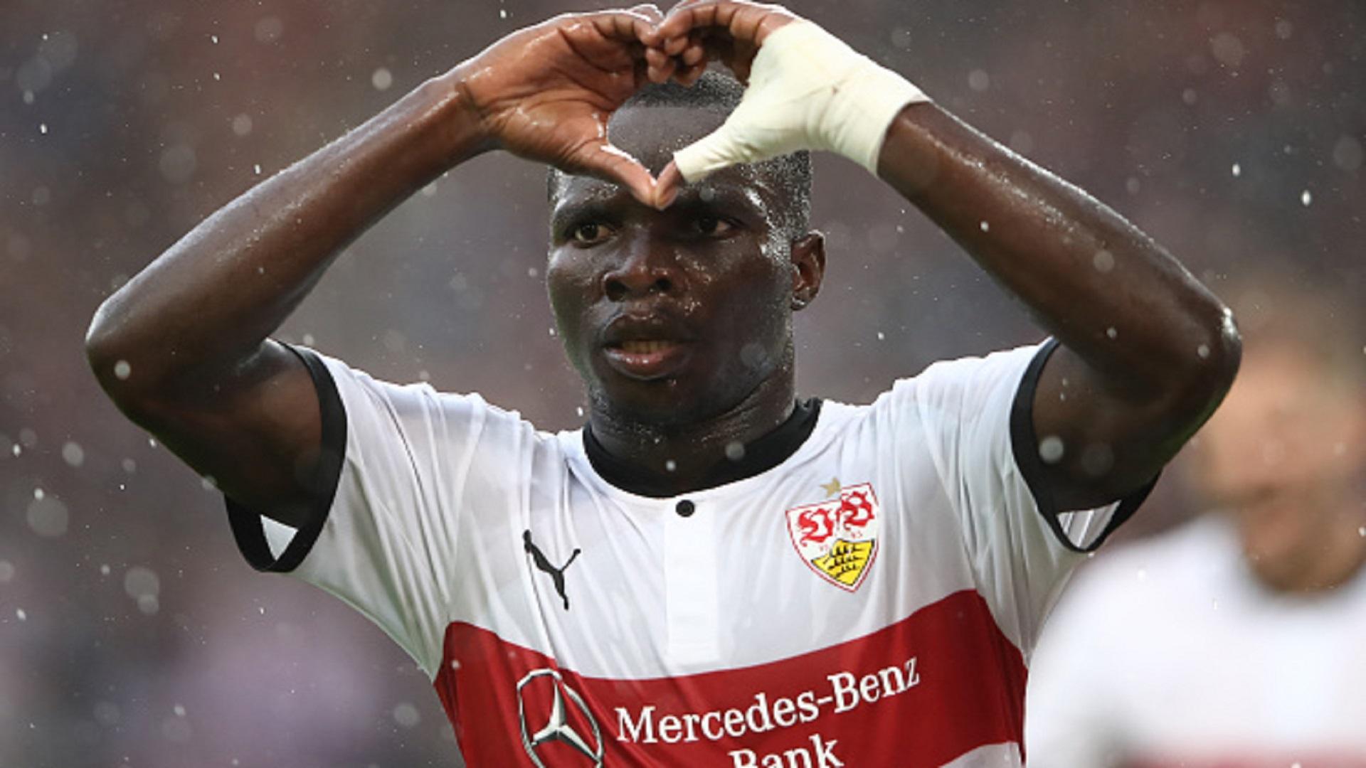 Chadrac Akolo scores as Stuttgart shock Bundesliga champions Bayern Munich