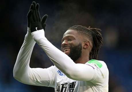 Sako urges Palace to take positives from Arsenal loss