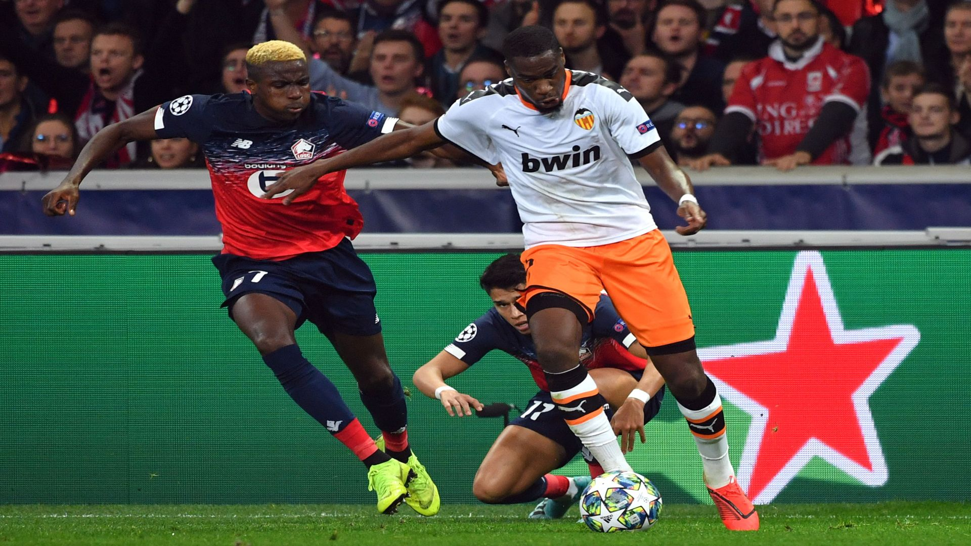 Geoffrey Kondogbia nominated for Champions League award