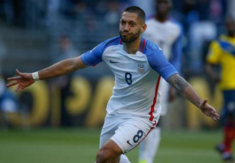 Who are the USMNT's top 20 goal scorers?