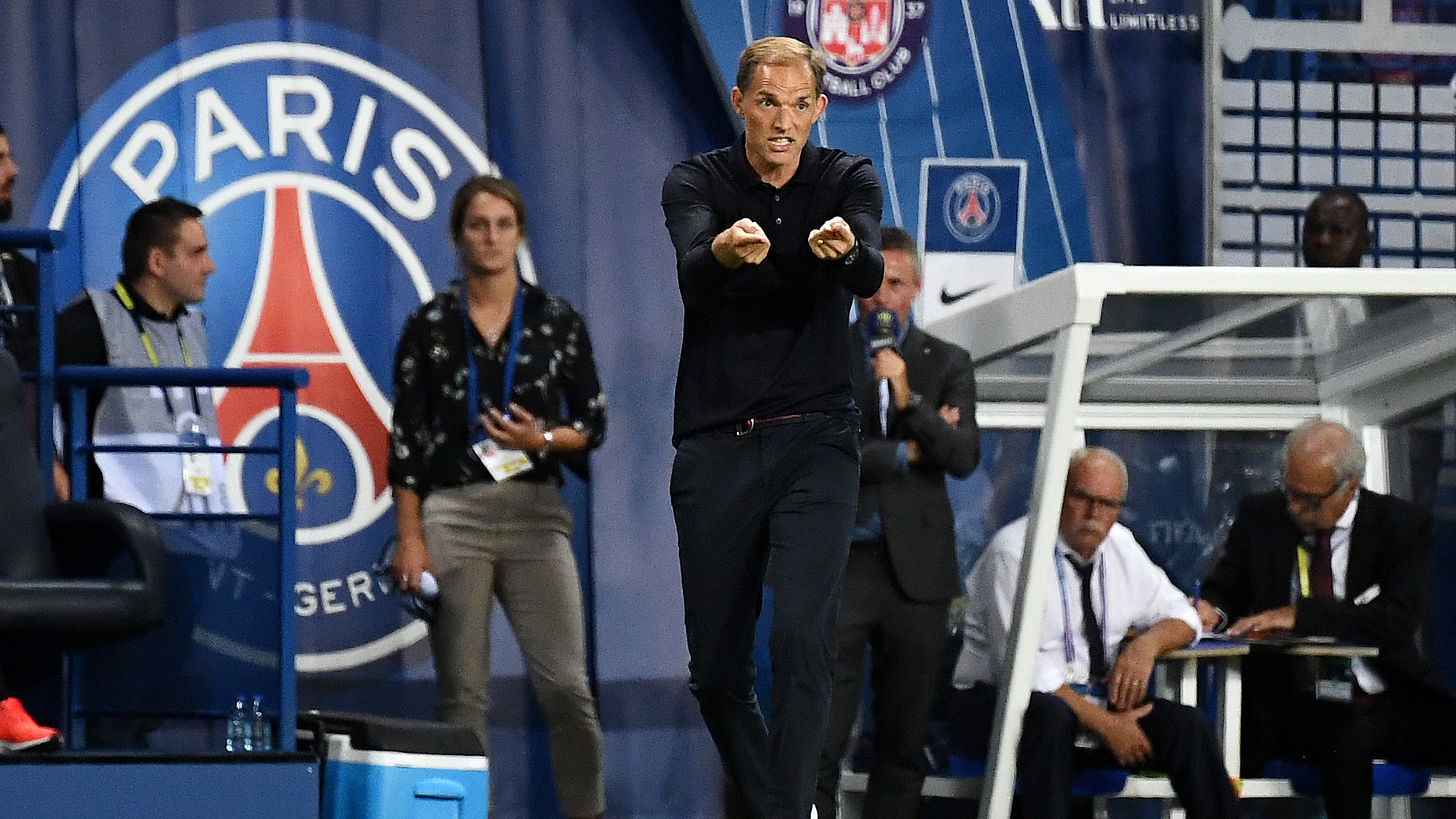 """PSG - Thomas Tuchel : """"Peut-être mieux que de gagner facilement"""""""