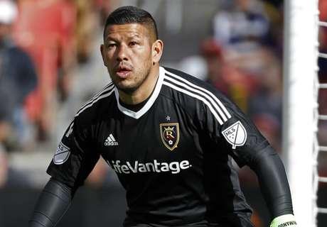 Rimando sets MLS record