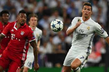 'Ronaldo is a machine' - Boateng & Bayern braced for another Real test