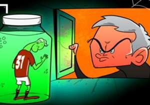 Schweinsteiger rinchiuso a Manchester