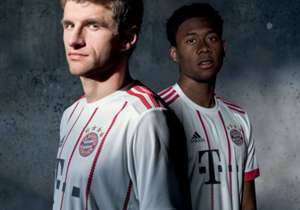 Bayern Monaco (terza maglia)