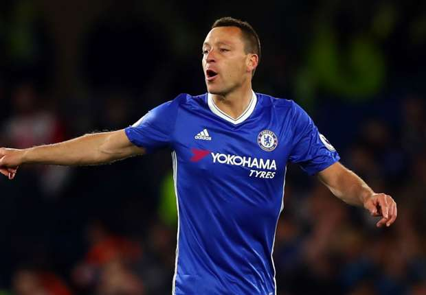 Chelsea manager Conte backs Terry to succeed in coaching role