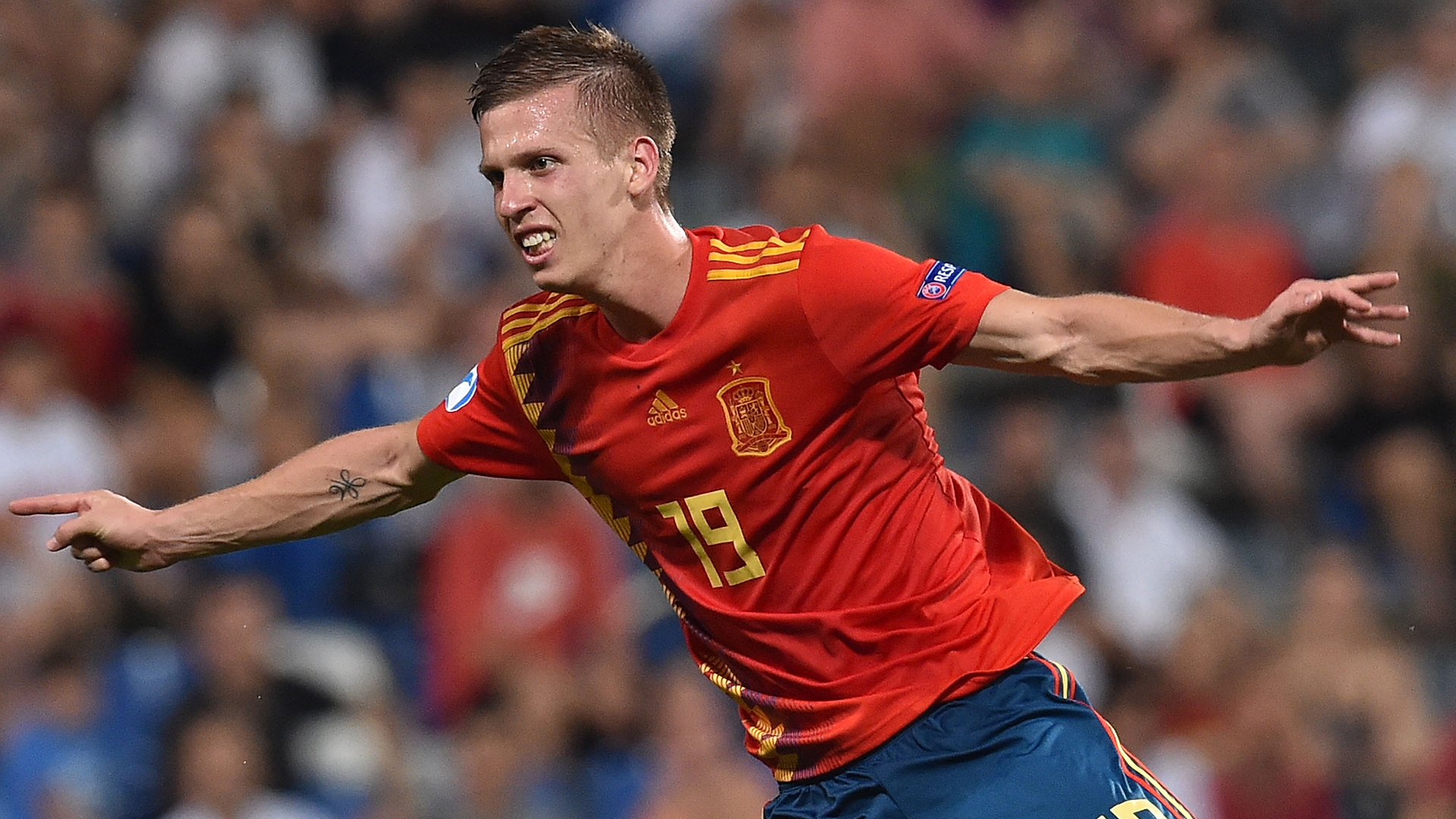 Dani Olmo handed maiden Spain call-up for final Euro 2020 qualifiers